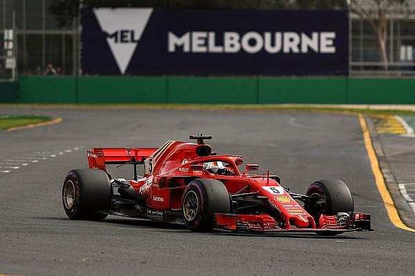 فورمولا 1 أخبار عاجلة فيتيل: أمامنا فرصة خلال انطلاقة سباق أستراليا