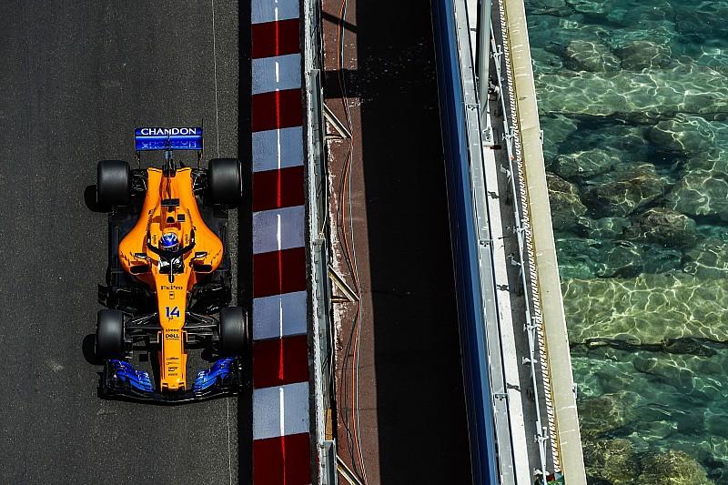 У McLaren розчаровані швидкістю Red Bull у Монако