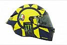 Un nouveau casque pour Valentino Rossi