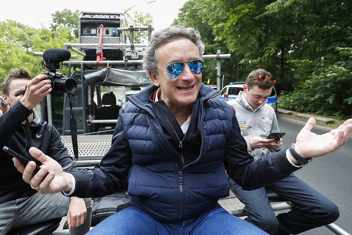 Alejandro Agag es el Elon Musk del deporte motor