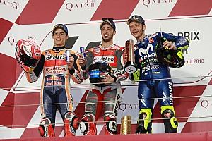 MotoGP Fotostrecke Alle MotoGP-Sieger des GP Katar in Doha