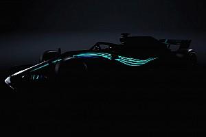 Формула 1 Новость Презентация Mercedes F1: полное видео