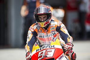 MotoGP Ultime notizie Marquez non polemizza: