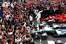 Formula 1 United States GP: Hamilton overtakes Vettel to win