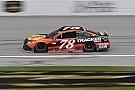 NASCAR Cup Truex takes emotional Kansas win for Furniture Row Racing