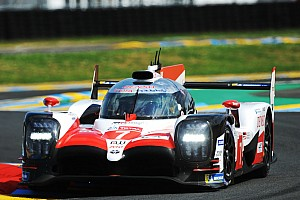 Le Mans Practice report Le Mans 24h: Toyota takes 1-2 in practice