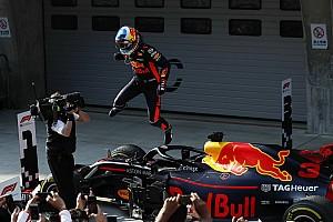 Fórmula 1 Galería Galería: Las mejores fotos de la espectacular carrera de China