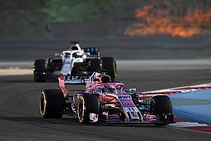 Fórmula 1 Declaraciones Sergio Pérez mantiene su postura de que pueden pelear por puntos