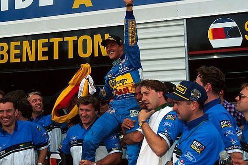 Eks Teknisi: Schumacher Beri Bonus Mekanik dari Kantong Pribadi