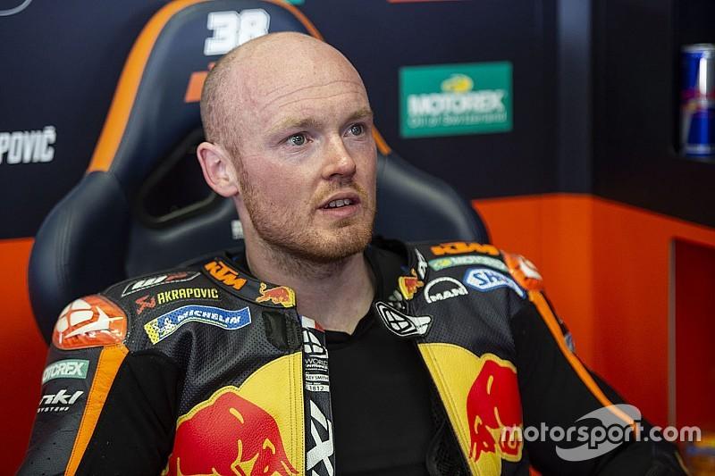 Сміт стане тестовим гонщиком Aprilia у 2019 році