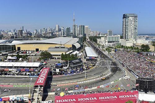 Corona-maatregelen leiden tot afgelasting IndyCar-race Toronto