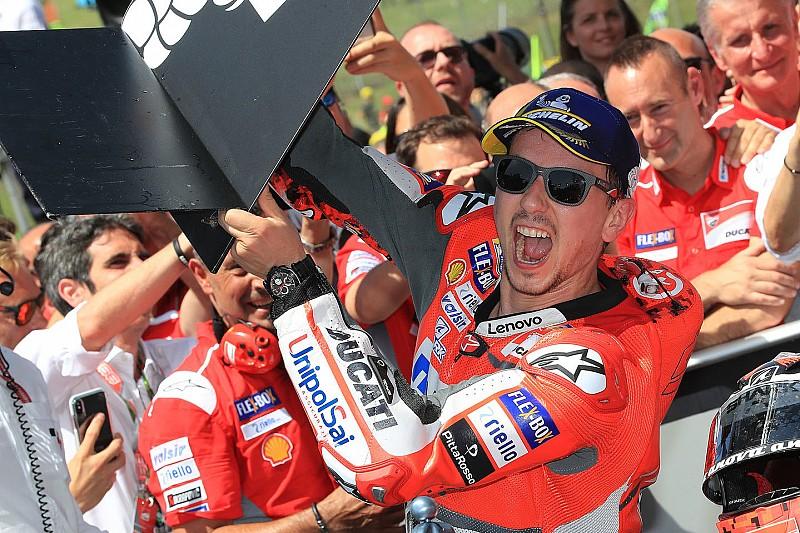 Lorenzo: Bu zafer geleceğimi değiştirmeyecek