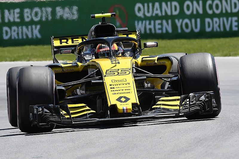 Sainz, yarışta Force India ile yakın bir mücadele bekliyor
