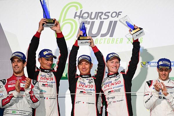 WEC Fuji: Toyota rebut kemenangan perdana sejak 2014