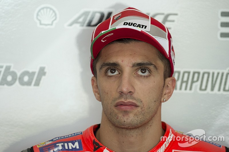 "Ducati tells Iannone to ""curb his enthusiasm"" after last-corner crash"