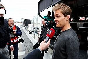 【F1】ロズベルグ「好調なメルセデスを見ても、引退決断に後悔はない」
