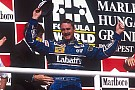 Формула 1 25 років тому Найджел Менселл став чемпіоном світу Формули 1