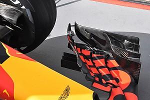 Formel 1 News Flexibler F1-Frontflügel am RB13: Red Bull nimmt Änderungen vor