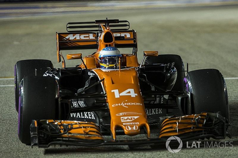 McLaren tem como objetivo vitória e 3º no mundial em 2018