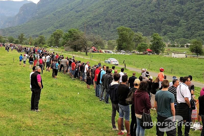 Diaporama: le Rallye du Chablais gagné par Sébastien Loeb