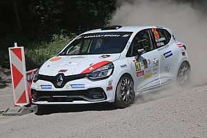 Coupes marques suisse Résumé de course Rallye du Chablais : Après Gonon, c'est Devanthéry au Clio Trophy