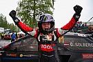 Other rally Сын Сольберга стал самым юным победителем в топ-классе ралли-кросса