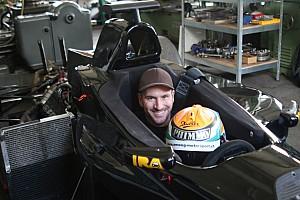 Schweizer bergrennen News Thomas Amweg auf den Formel 3000-Spuren seines Vaters
