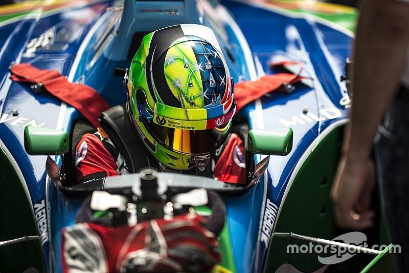 Mick: Ferrari ile çalışacak olmak gurur verici