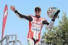 WSBK, Маньї-Кур: Девіс виграв недільну гонку, Рей зійшов
