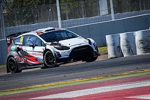 World Rallycross Breaking news Gronholm backs son to make progress in WRX