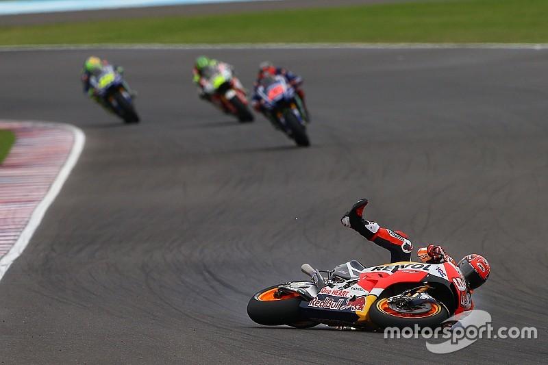 Márquez szerint a Honda még nem áll készen