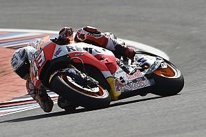 MotoGP Résumé de qualifications Qualifs - Márquez comme un poisson dans l'eau