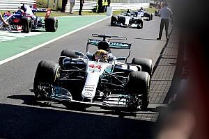 Formel 1 Reaktion Mercedes dominiert F1 in Monza und wundert sich: