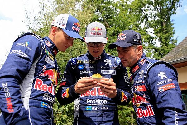 Rallycross-WM News Hansen-Brüder kämpfen um WRX-Platz bei Peugeot