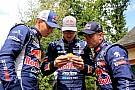 Rallycross-WM Hansen-Brüder kämpfen um WRX-Platz bei Peugeot