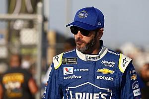NASCAR Cup Noticias de última hora Johnson no se arrodillará, pero