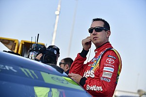 NASCAR Cup Breaking news Pit road vexes playoff teams in Chicago, derailing Kyle Busch's race