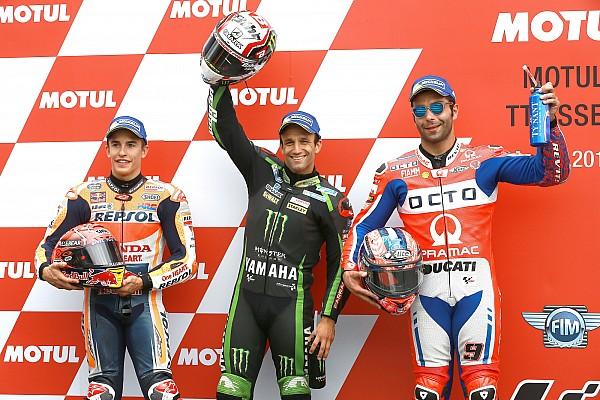 MotoGP Reporte de calificación Primera pole de Zarco en MotoGP