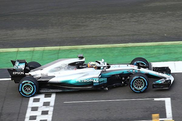 Formel 1 News Erste Eindrücke: So fahren sich die Formel-1-Autos 2017