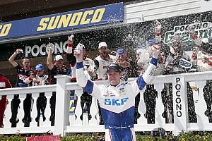 NASCAR XFINITY Reporte de la carrera Daniel Suárez logra quinto sitio en Pocono