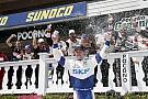 NASCAR XFINITY Keselowski wins Pocono Xfinity race with last-lap pass on Larson