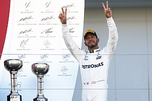 F1 Artículo especial Lo que necesita Hamilton para ser campeón ya en Austin