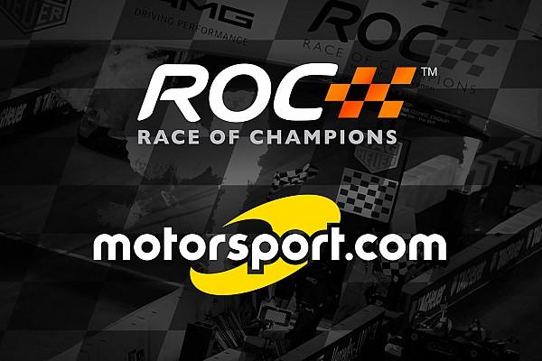 Motorsport.com jadi mitra resmi Race Of Champions