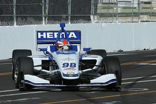 Colton Herta centra un grande pole per Gara 2 a St Pete