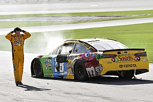 NASCAR Cup Interview Brian France comments on Vegas fight:
