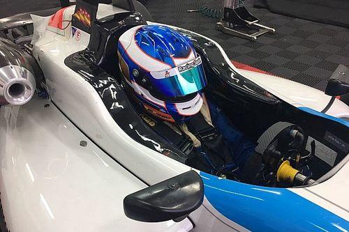Eliseo Martínez debutará en monoplazas con Teo Martín Motorsport