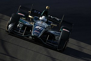 IndyCar Breaking news Carpenter suffers in day of contrasts for ECR at Phoenix