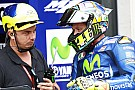 Rossi meglepődött a tempóján Silverstone-ban