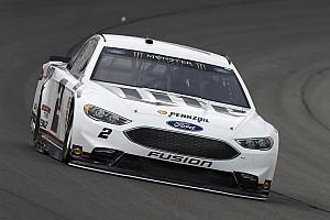 NASCAR Cup Reporte de prácticas Suárez noveno en la última práctica y Keselowski en primero