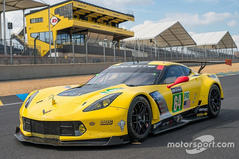 corvette racing at le mans all about preparation. Black Bedroom Furniture Sets. Home Design Ideas